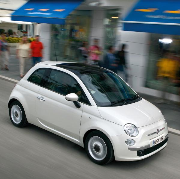 Thieves are targeting Fiat 500s