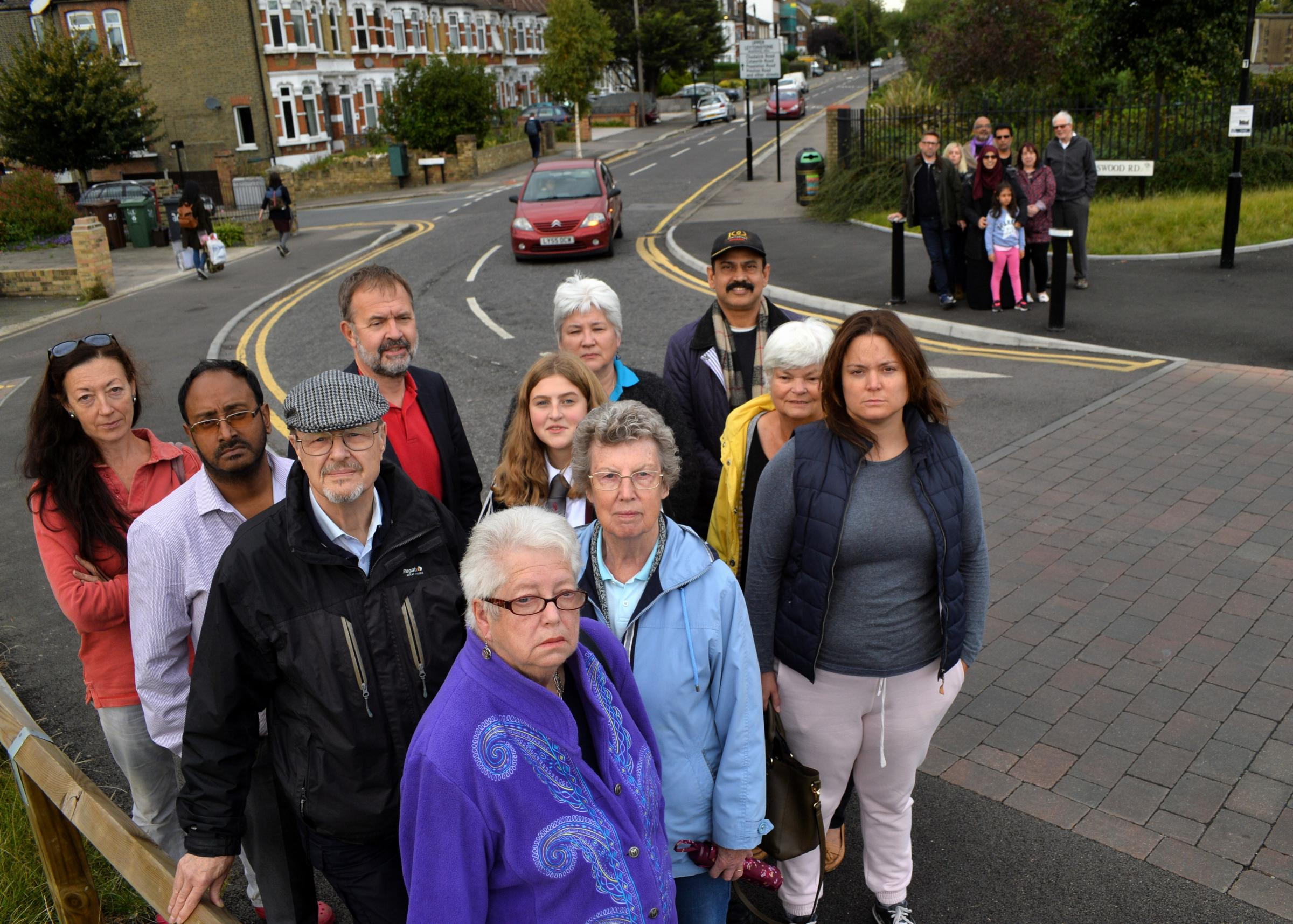 Neighbours call for action on 'dangerous' junction before someone gets hurt