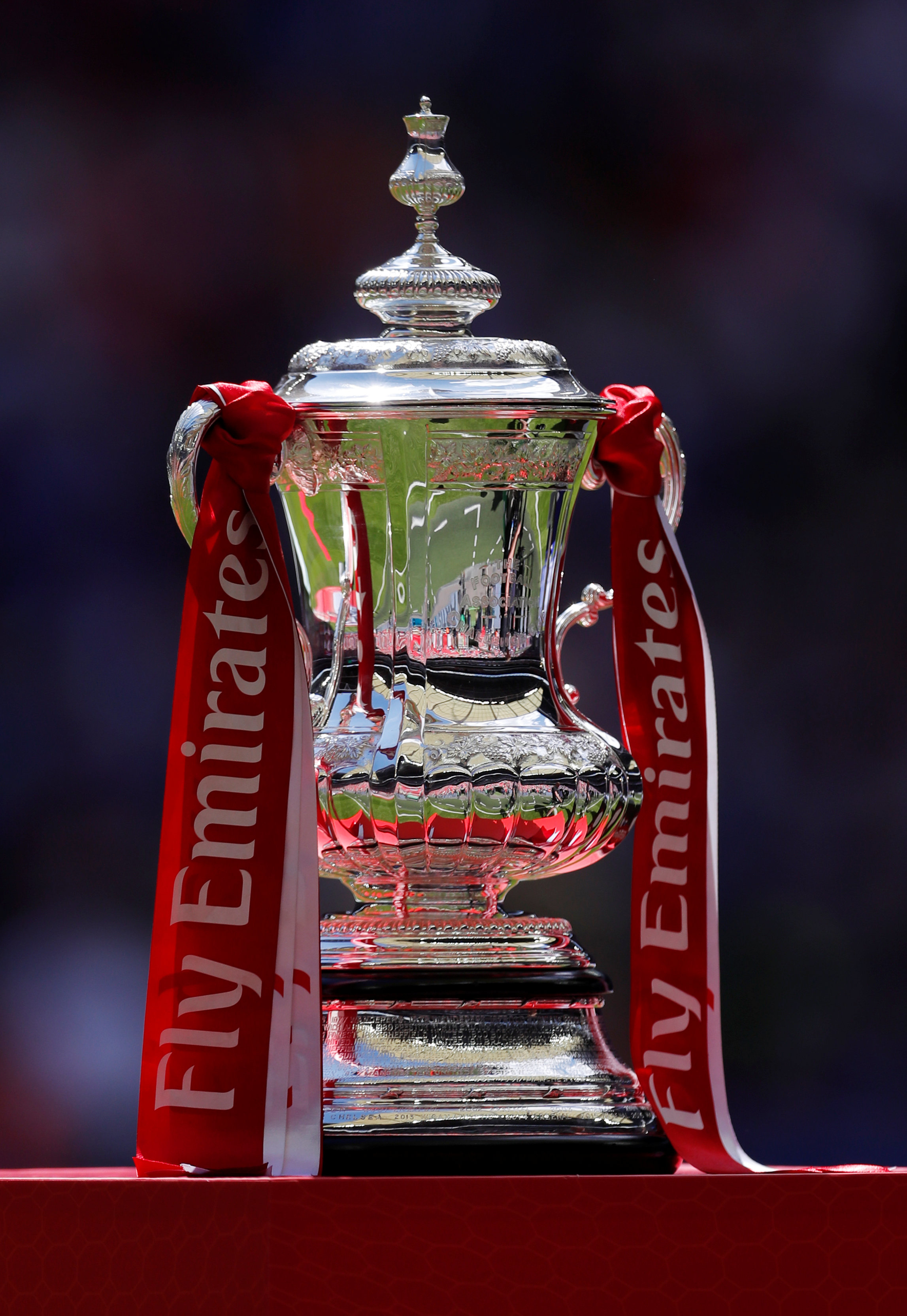 The FA Cup. Picture: Action Images
