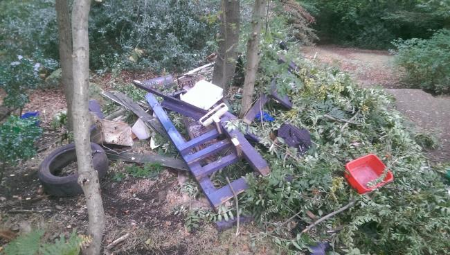 Five people have been prosecuted over recent fly-tips in Epping Forest
