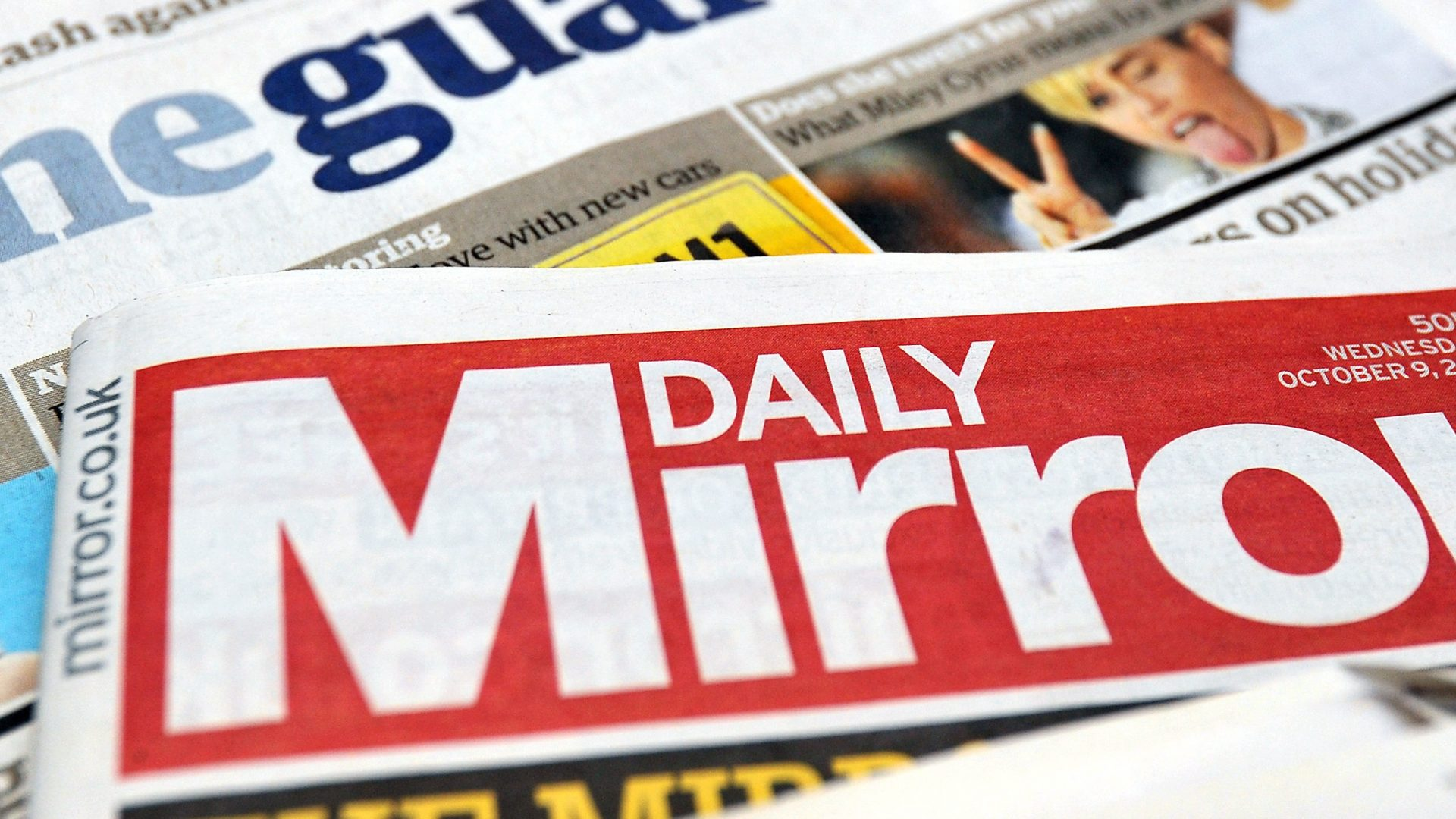 What the papers say – January 14