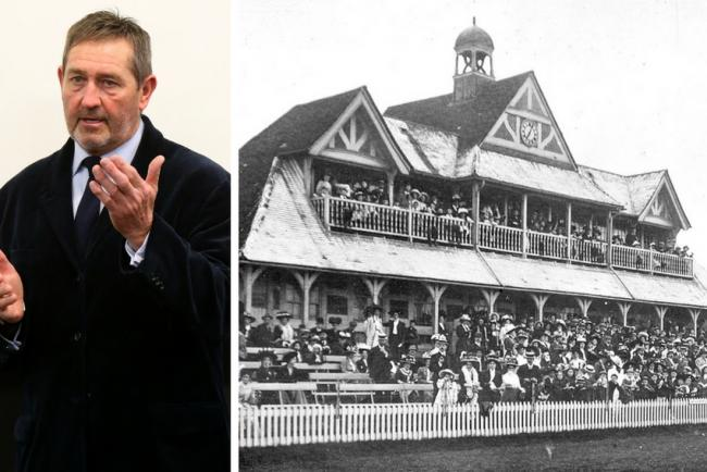 Former England captain Gooch welcomed the £1.5 million funding to renovate the pavilion