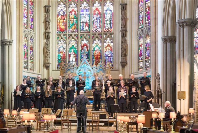 St Peter's Singers of Leeds Choir Tour of East Anglia