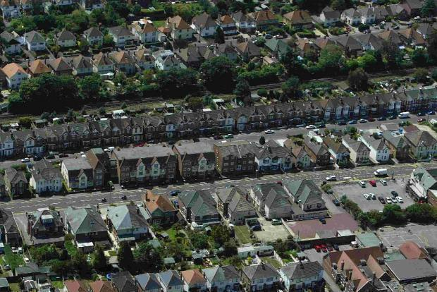 More than 550 homes have been lying empty for six months or more in Redbridge