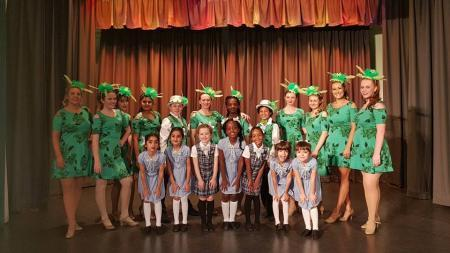 Dancers aged between five and 40 will perform a huge variety of songs and routines for their annual showcase