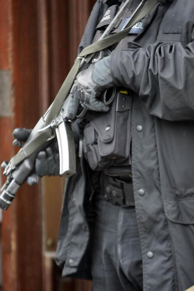 Armed police have been called in to patrol neighbourhoods in Waltham Forest after a week-long series of gang-related crimes.