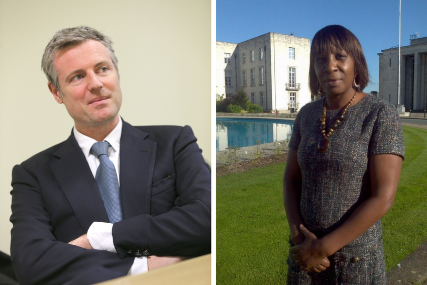 Zac Goldsmith and Molly Samuel-Leport will speak at the event.