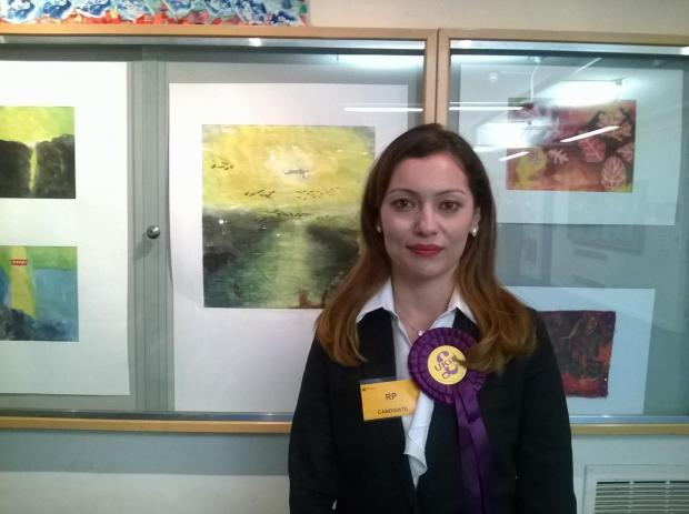 Failed UKIP candidate who fled to Pakistan after racially abusing Tesco worker jailed in absence