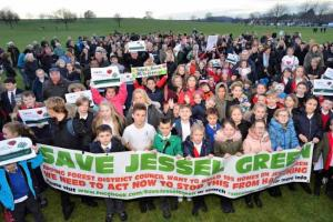 Click here to back the Guardian's campaign and sign a petition to save Jessel Green from being destroyed.