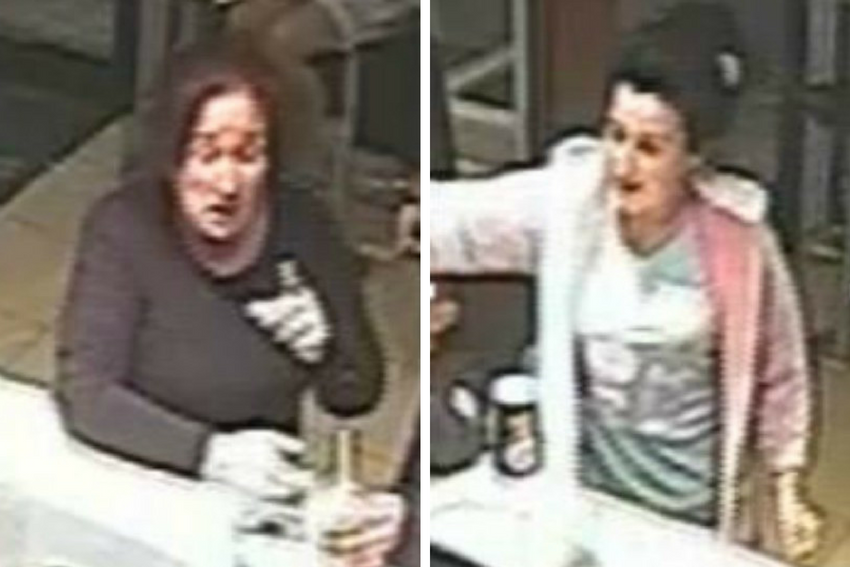 Can you help police identify these women?