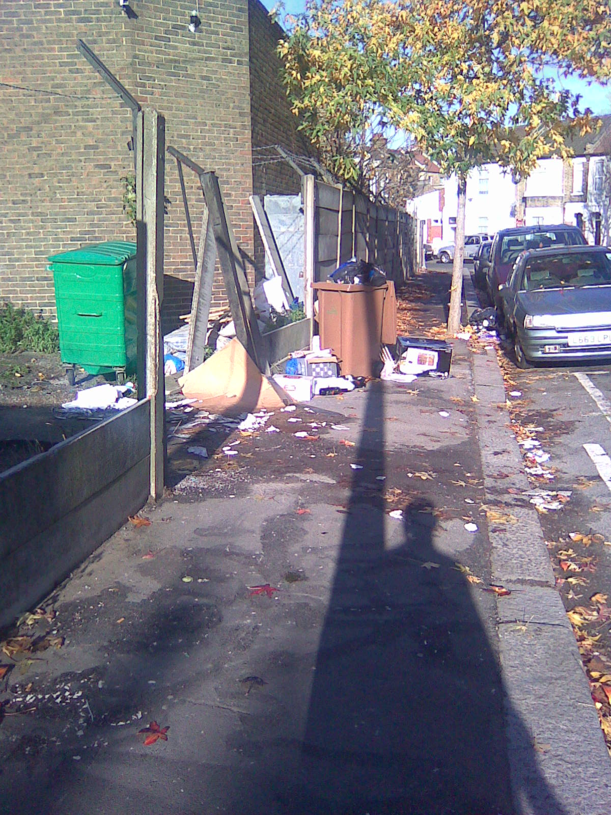 WALTHAM FOREST: Row continues over borough's filthy streets
