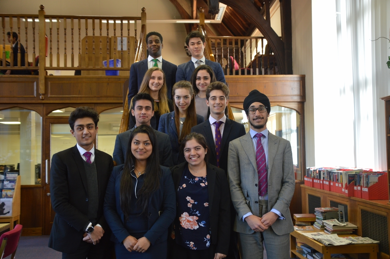 These are the lucky hopefuls who could be studying at Oxbridge later this year