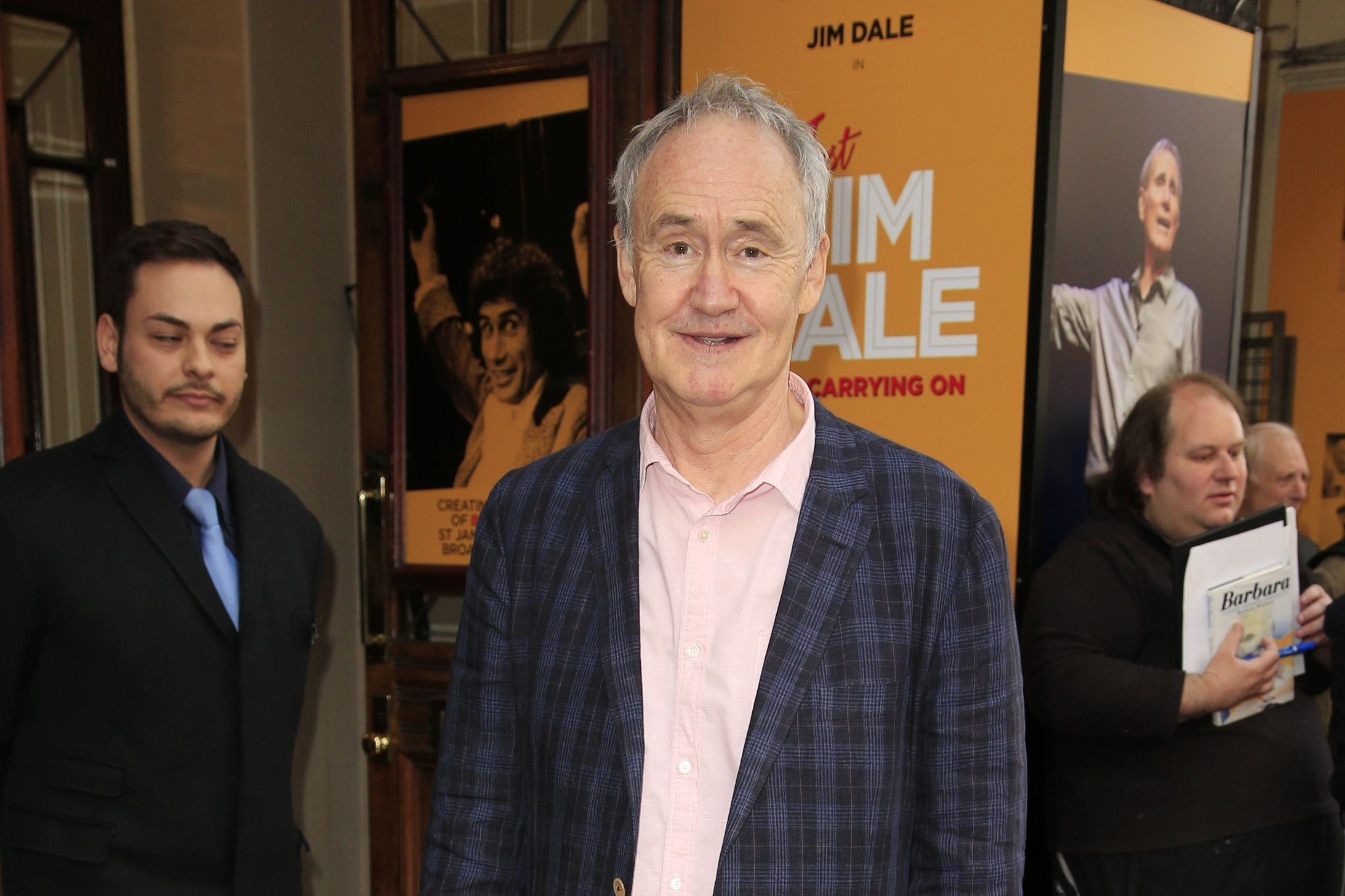 Nigel Planer's latest work was influenced by his passion for Indian cinema (Jonathan Brady/PA)