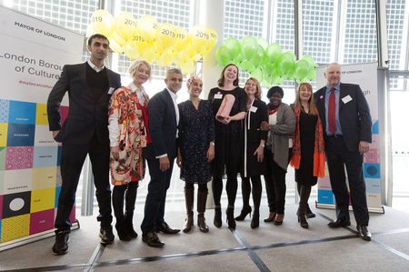 Waltham Forest named first ever Borough of Culture
