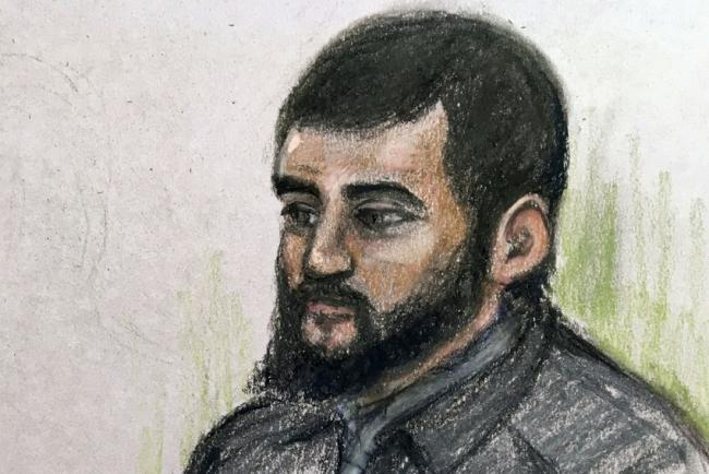Umar Haque has been found guilty of terror offences
