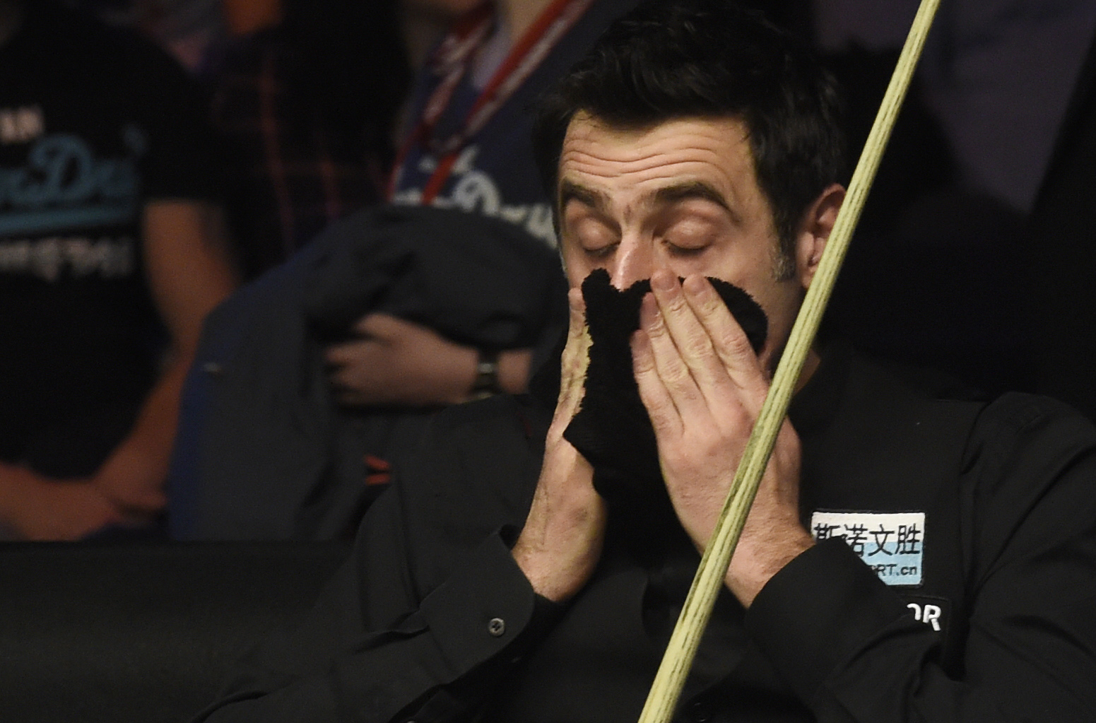 Ronnie O'Sullivan was thumped 5-1 by John Higgins in the quarter-finals. Picture: Action Images