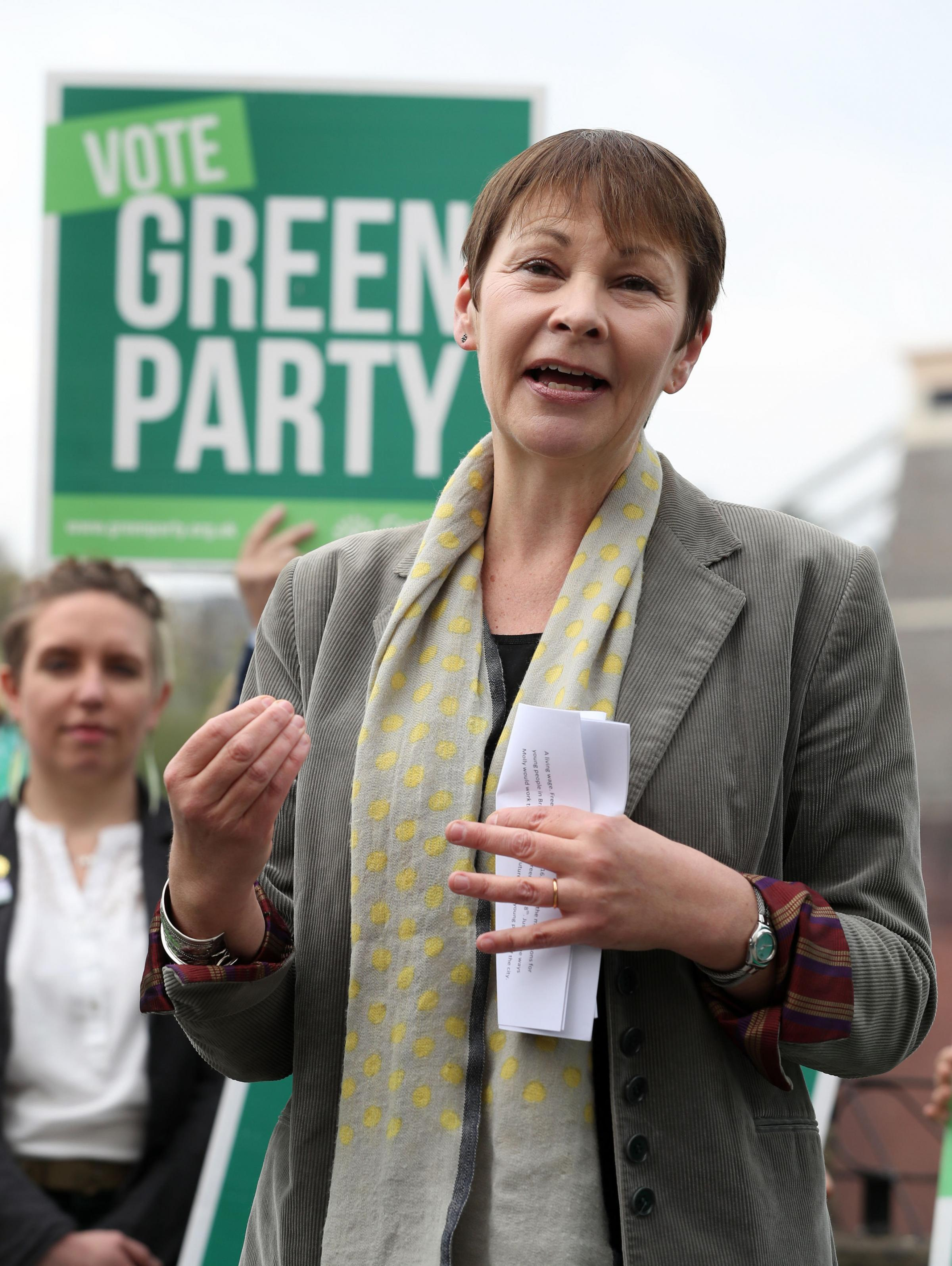 The party are promising joined-up thinking and cleaner air