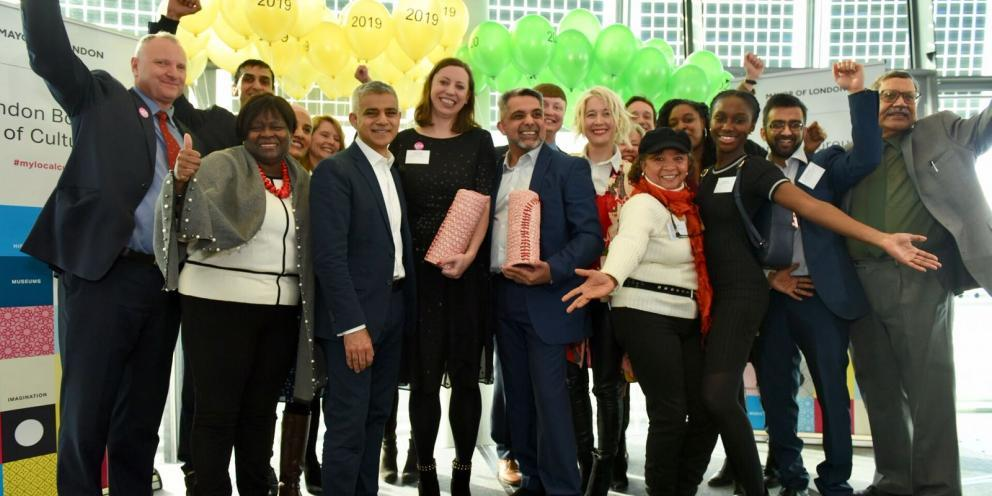 Waltham Forest won their bid to become London's first Borough of Culture in February