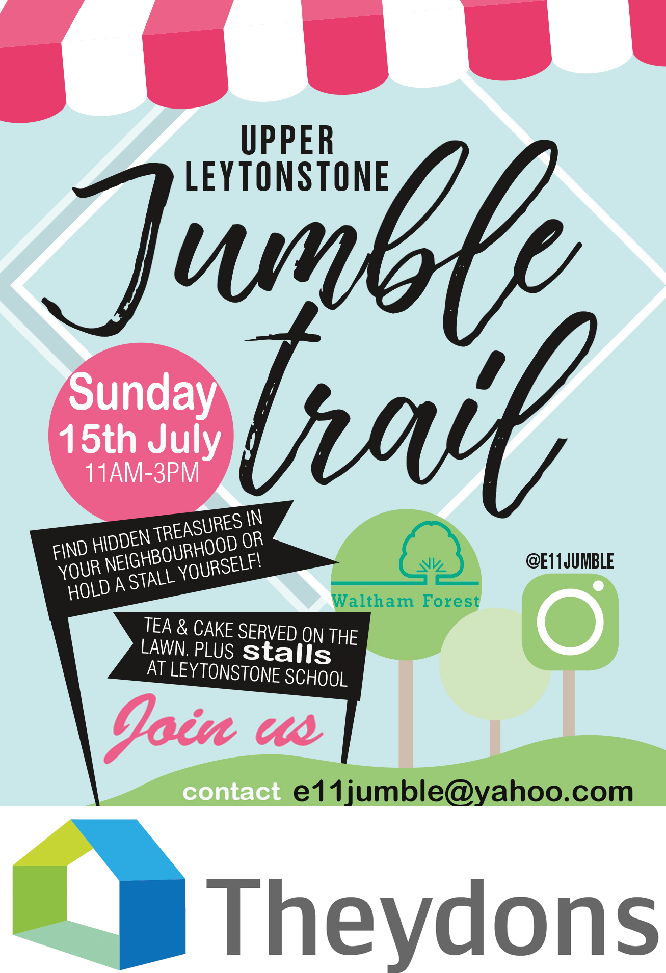 UPPER LEYTONSTONE JUMBLE TRAIL
