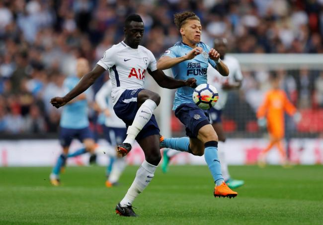 Davinson Sanchez has extended his Spurs stay until 2024. Picture: Action Images