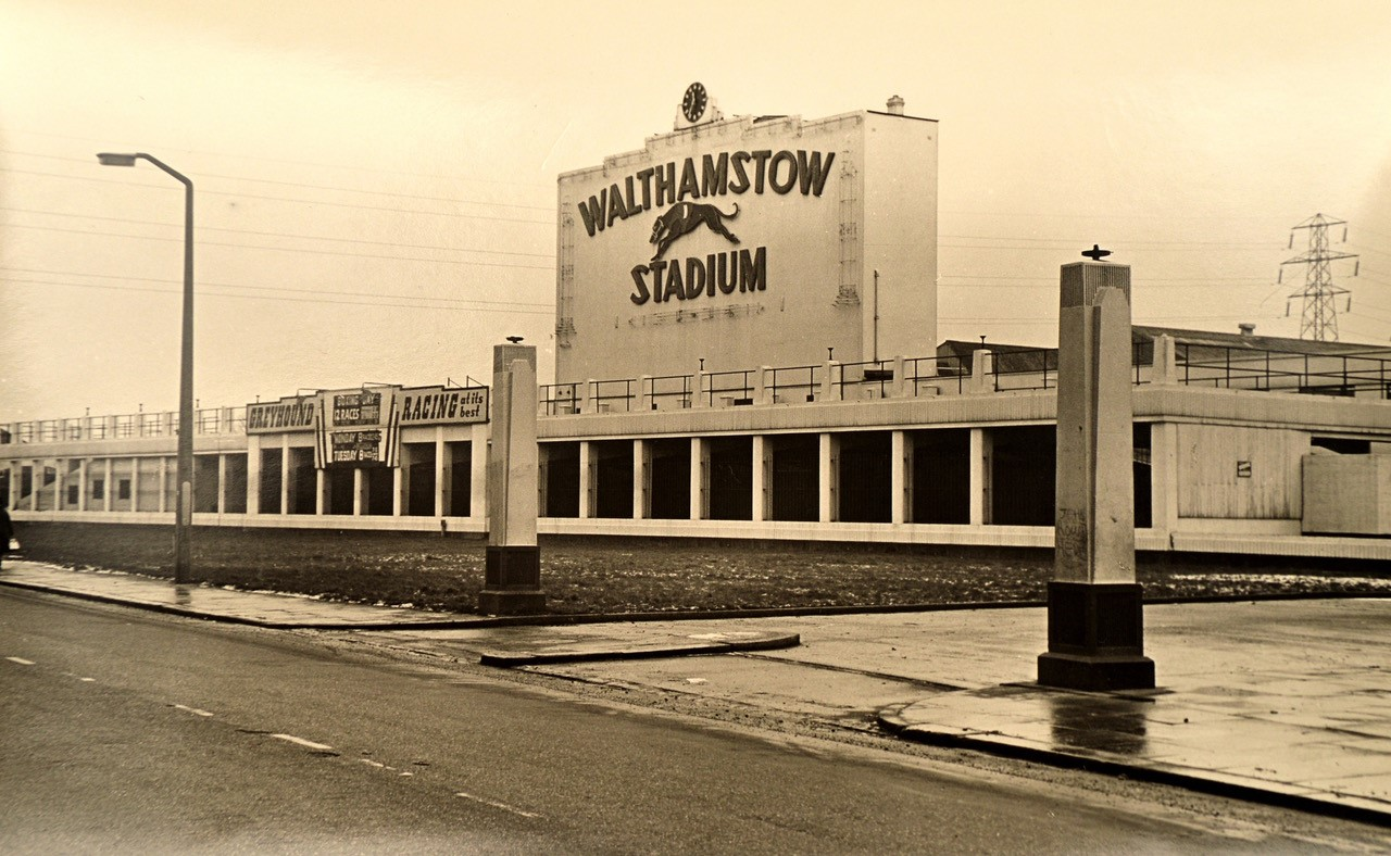 THEN AND NOW: Iconic stadium is now a block of flats