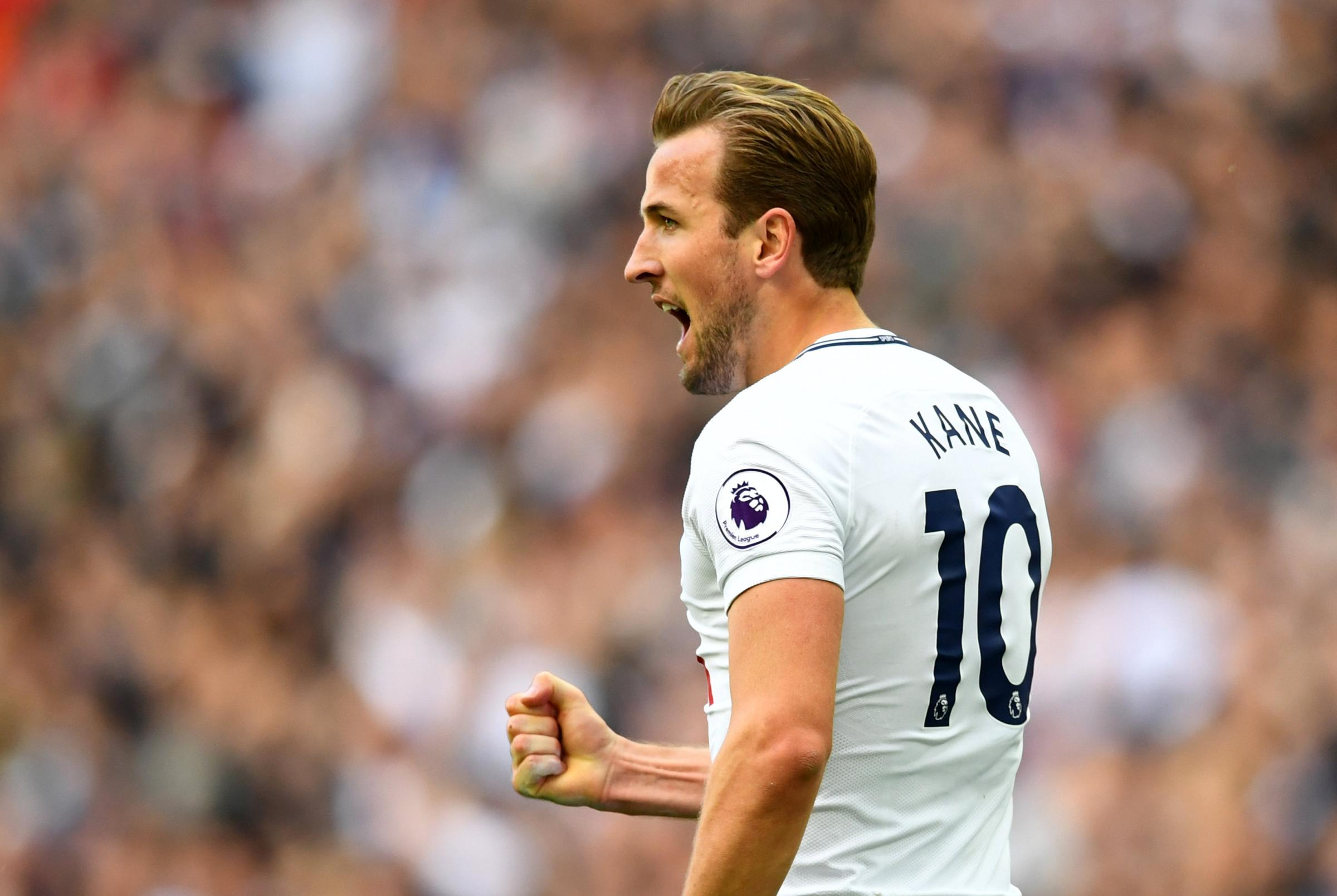 Harry Kane has 'some outstanding personal qualities', Gareth Southgate says. Picture: Action Images