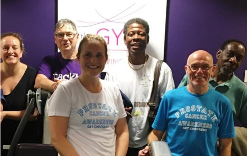 APPLE members raised more than £300 at the cycling challenge in Ilford.