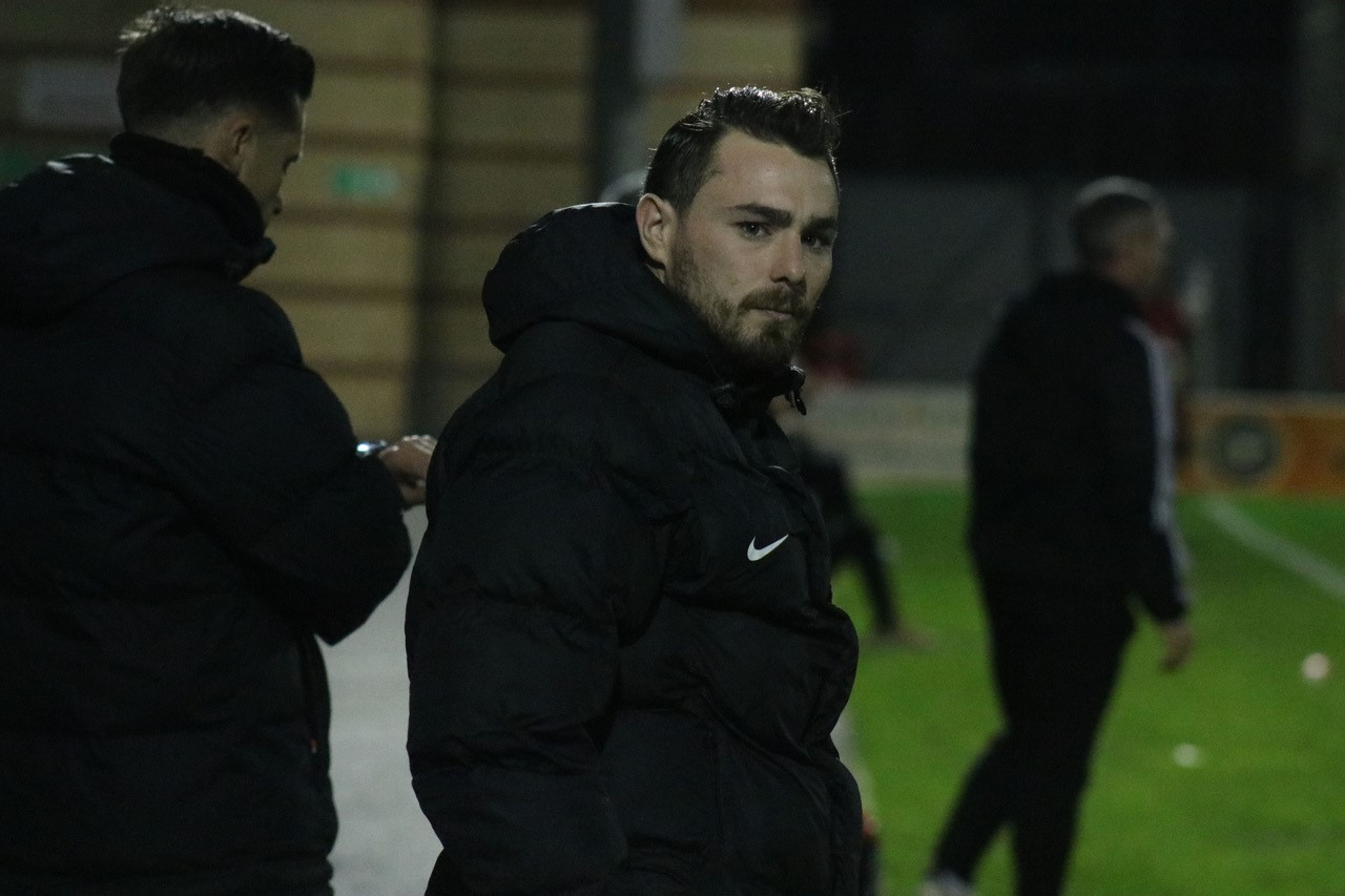 Pete Gill is enjoying his time as Leyton Orient U18s manager. Picture: Elliot Byrne.