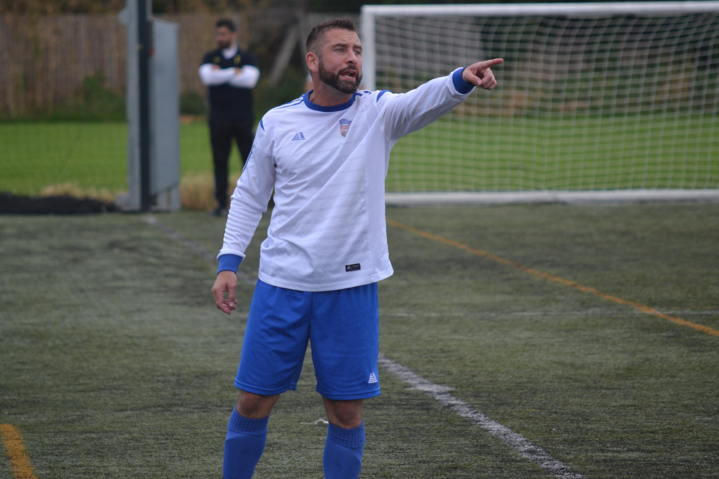 Ryan Maxwell's Walthamstow extended their unbeaten run to 11 games.  Picture: Andrzej Perkins.