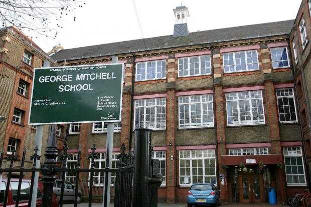 George Mitchell School, Leyton.