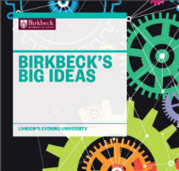 Birkbeck's Big Ideas: Waiting and Care in Rushed Times