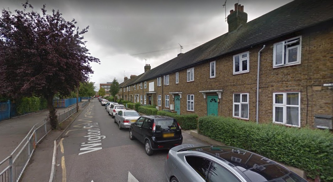 A woman in her 20s was attacked by a man outside a primary school in Walthamstow on Wednesday morning. Photo: Google Maps.
