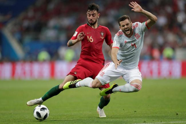 West Ham have reportedly offered £20m for Sporting Lisbon's Bruno Fernandes. Picture: Action Images.