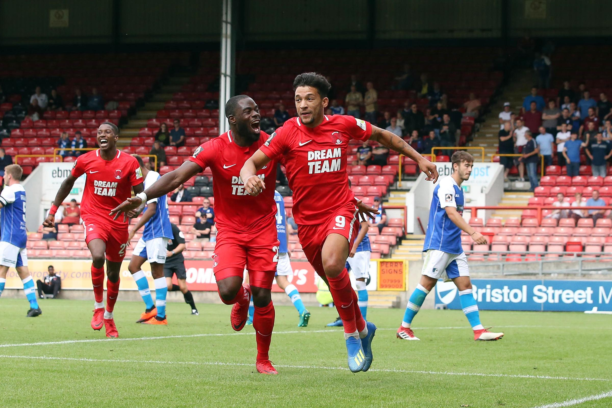 Macauley Bonne has handed Leyton Orient a huge boost by signing a new contract. Picture: Simon O'Connor.