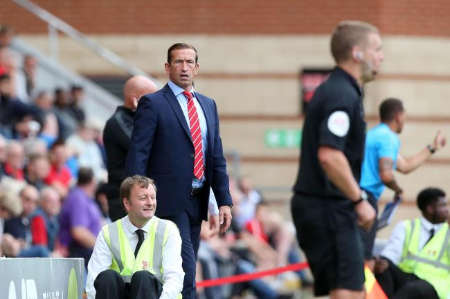 Justin Edinburgh's side are fifth in the National League table. Picture: Simon O'Connor