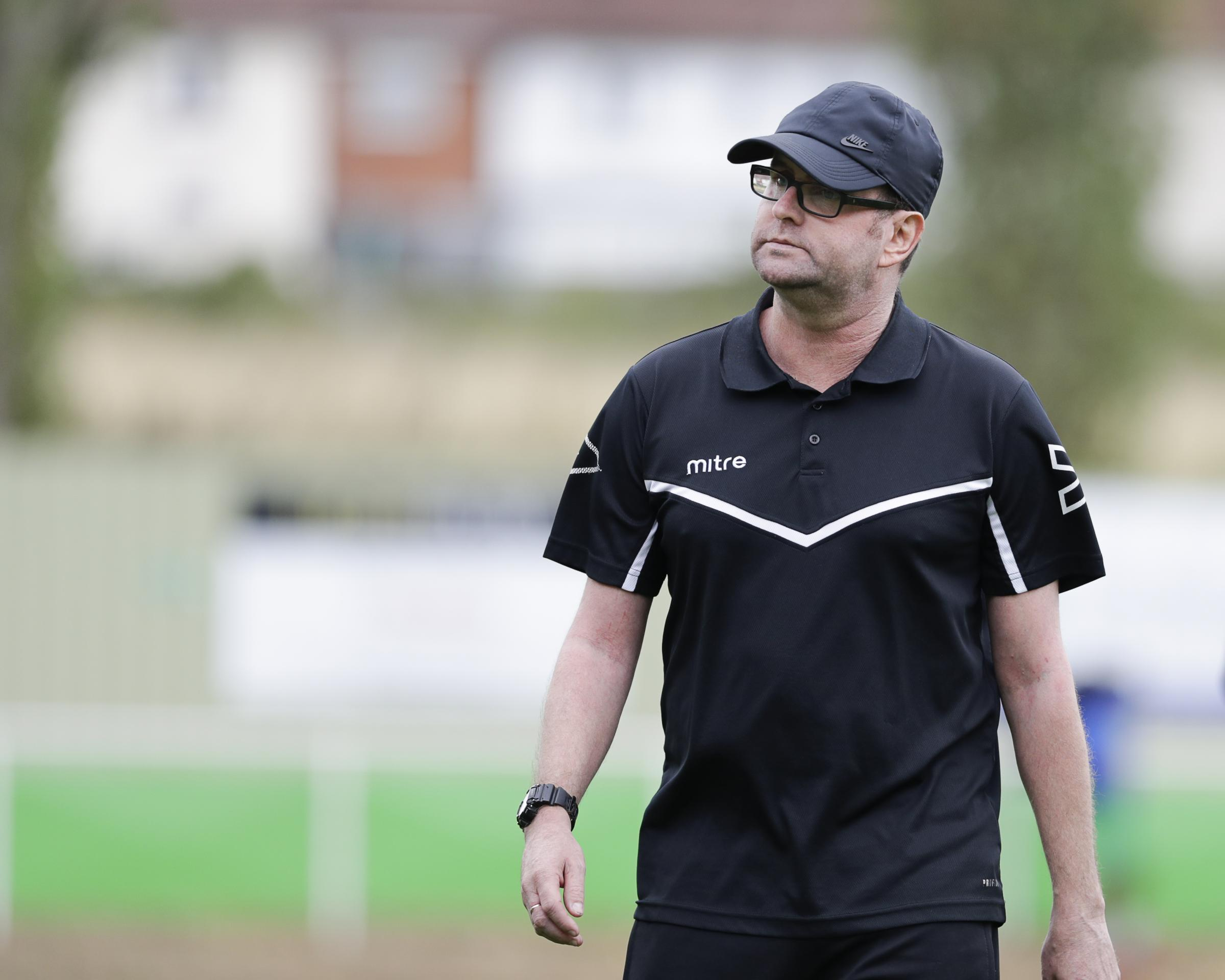 Waltham Abbey assistant boss Ryan Handley is delighted with the club's start to the season. Picture: Mandy Davies