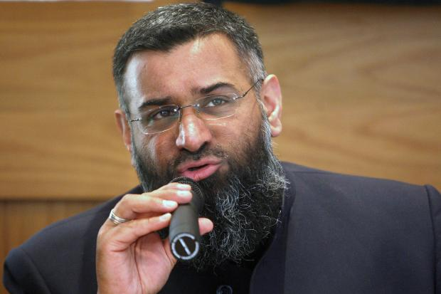 Anjem Choudary. File photo.