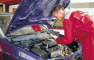 Motorists not up to speed with vehicle servicing