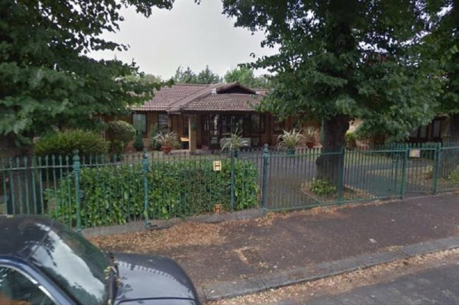 The respite care centre at Trumpington Road was closed six months ago