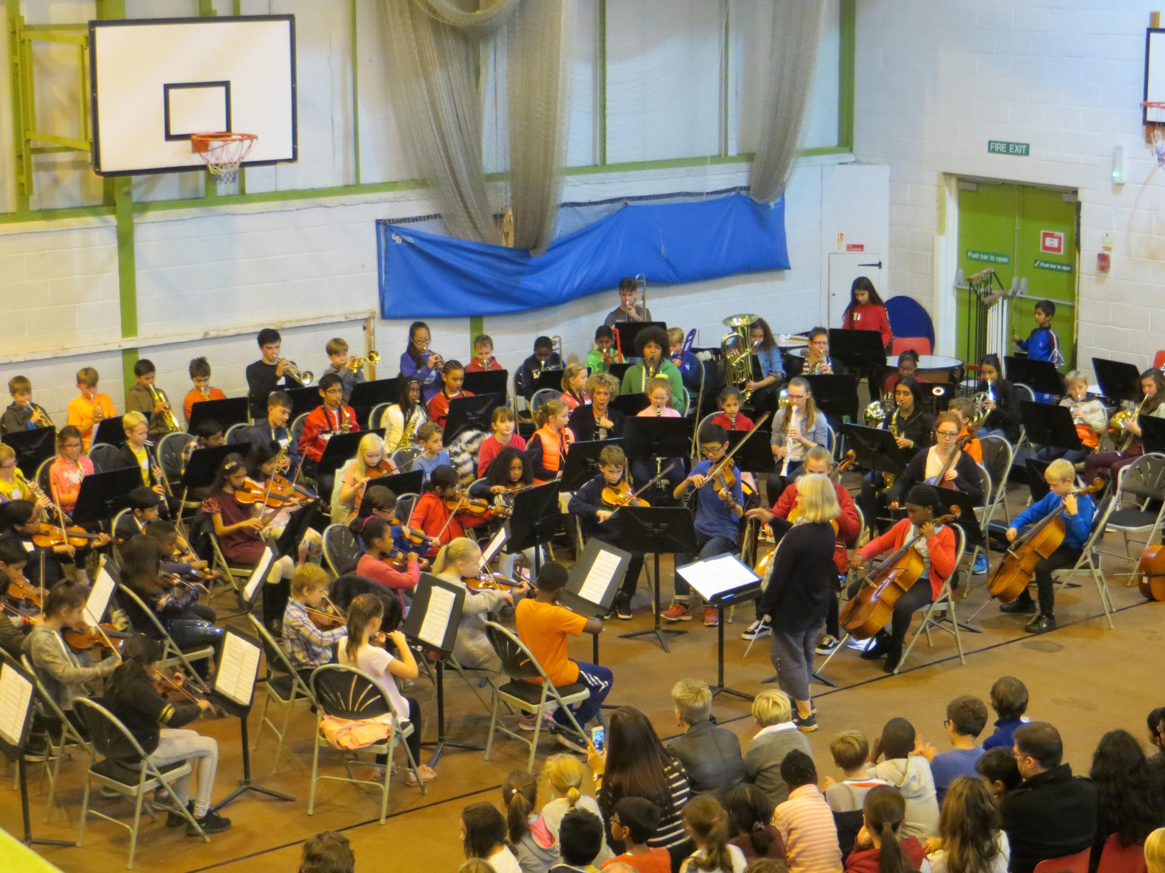 Chigwell School Prep and Primary Music Festival 2018