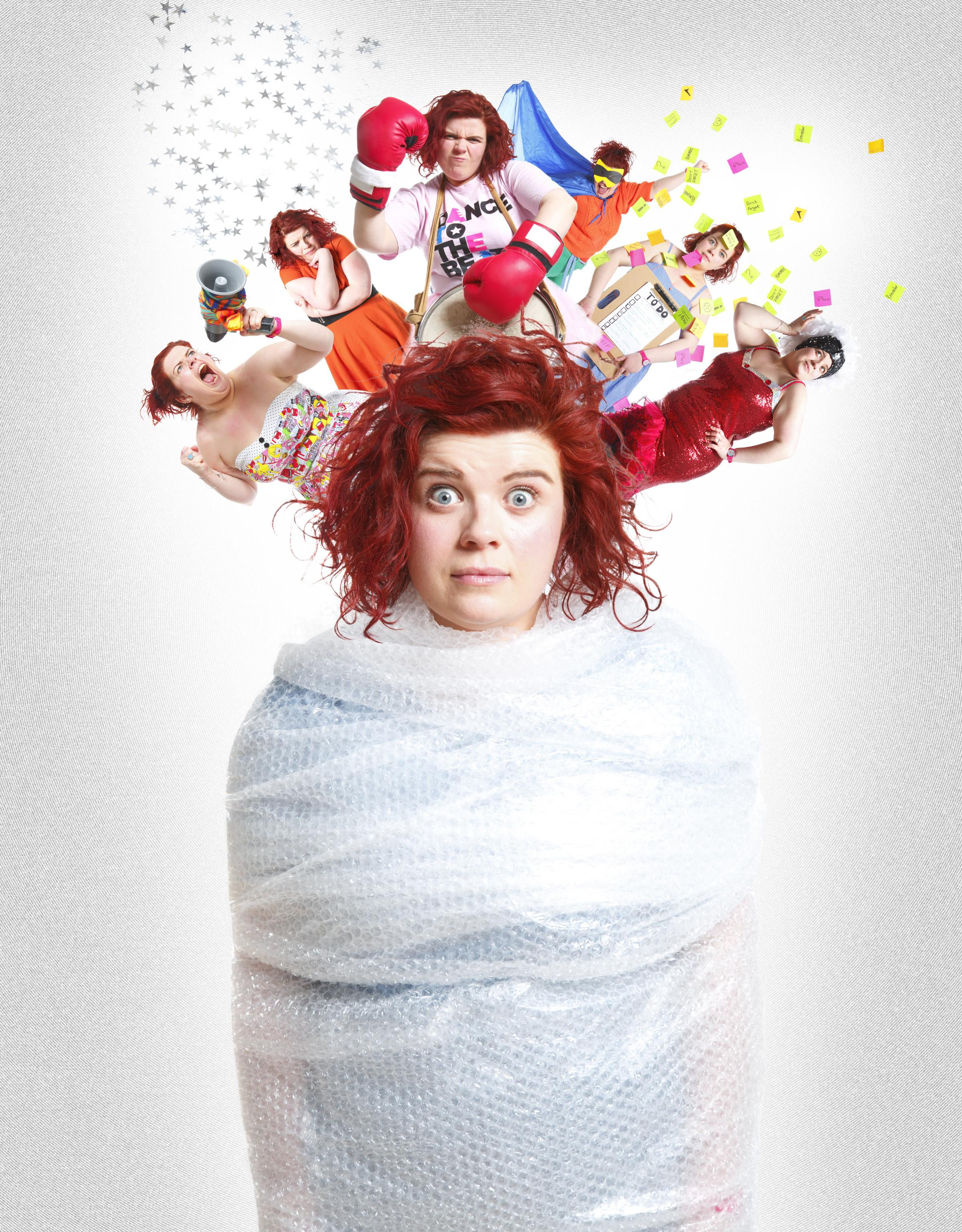 Comedy on ADHD diagnosis asks 'what will a label do?'