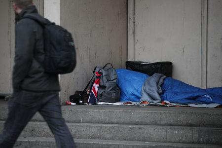 The volunteers were able to help one rough sleeper find emergency accommodation for the night