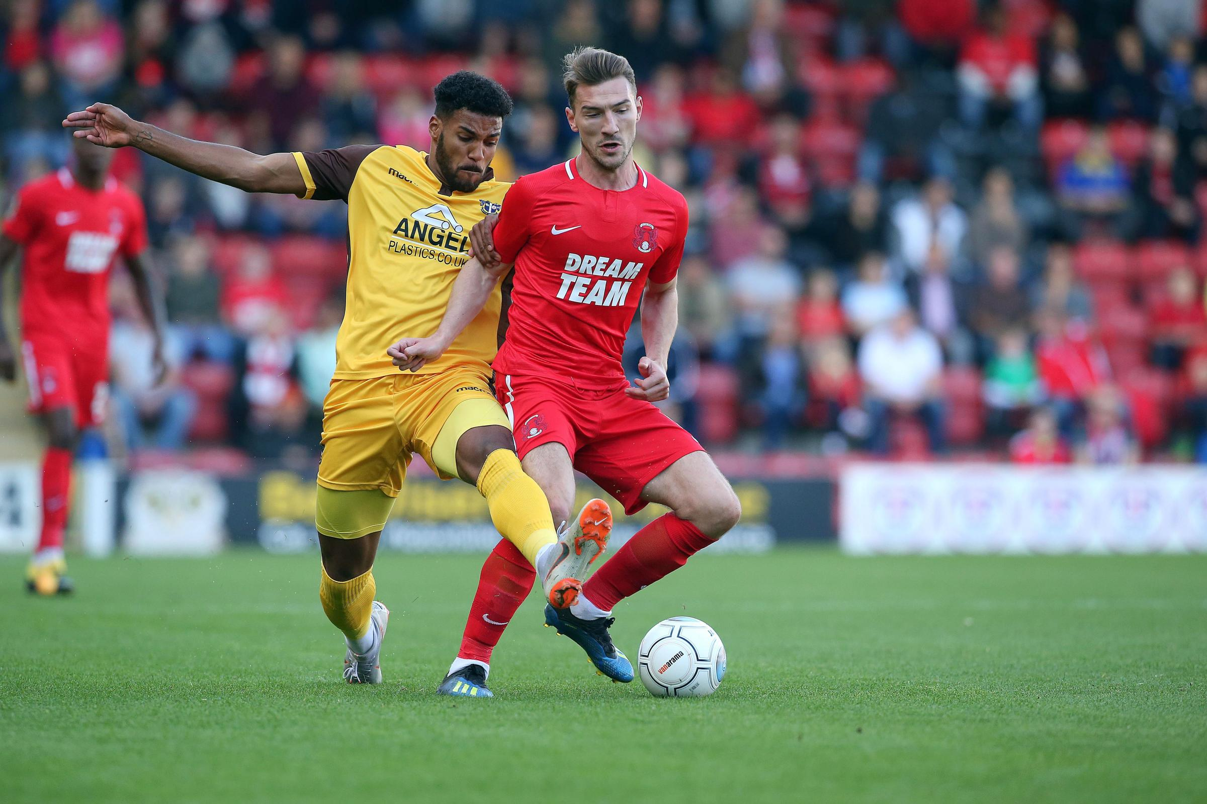 Leyton Orient's Craig Clay is keen to add more goals to his game. Picture: Simon O'Connor.