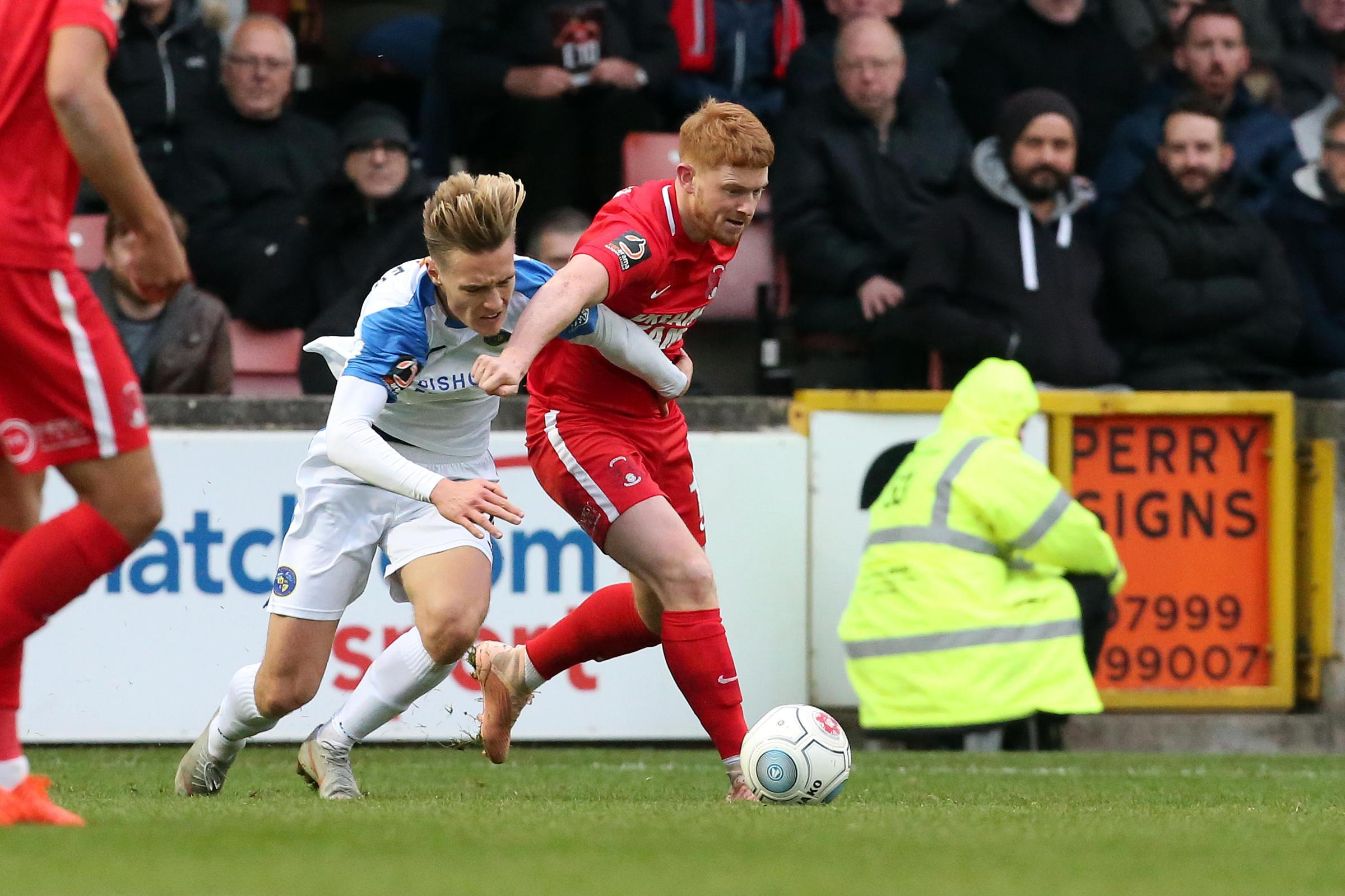 Dale Gorman has spoken of his ambition to captain Leyton Orient in the future. Picture: Simon O'Connor.