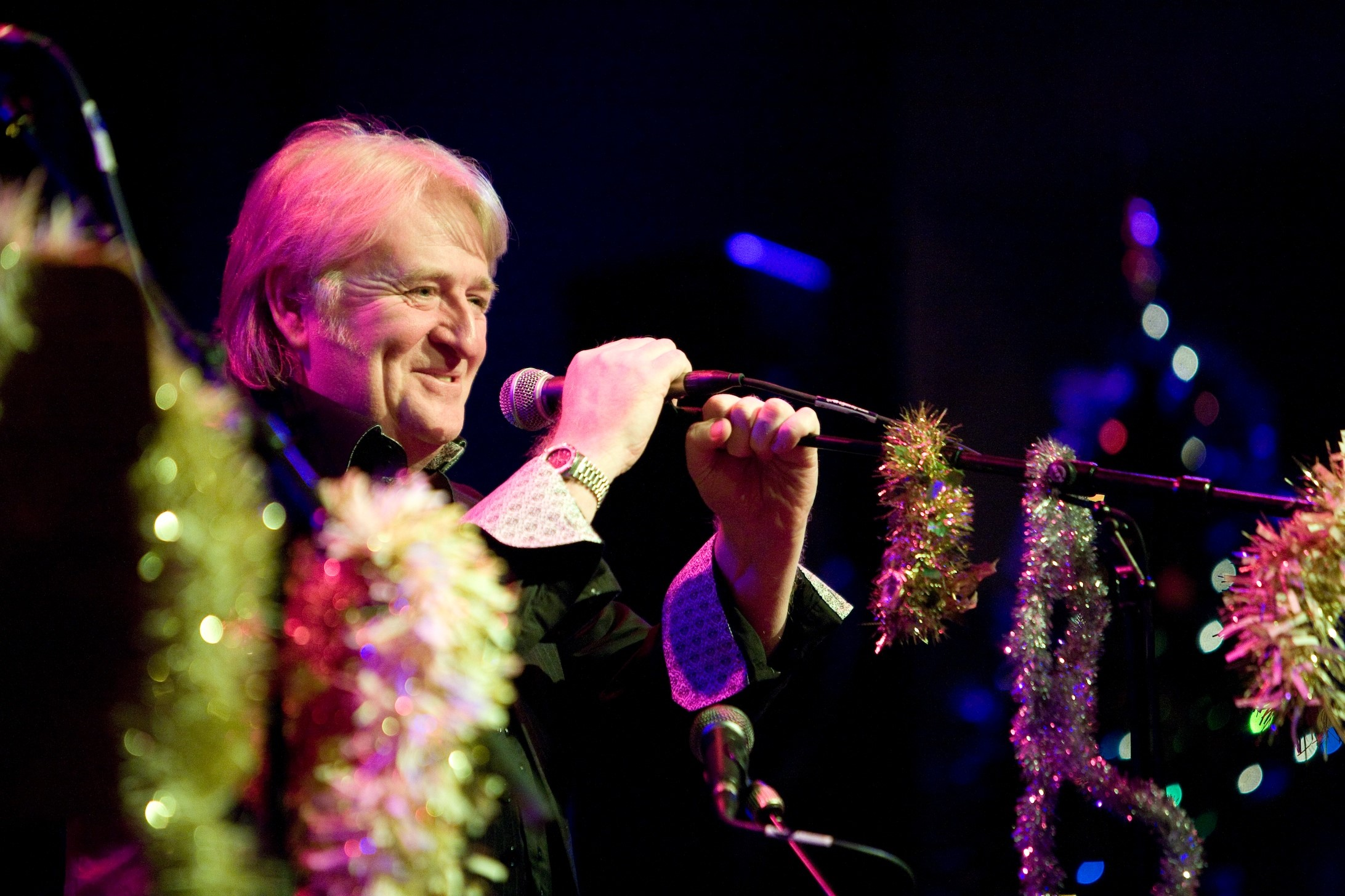 Phil Cunningham and friends will get the festive party started at Glasgow Royal Concert Hall