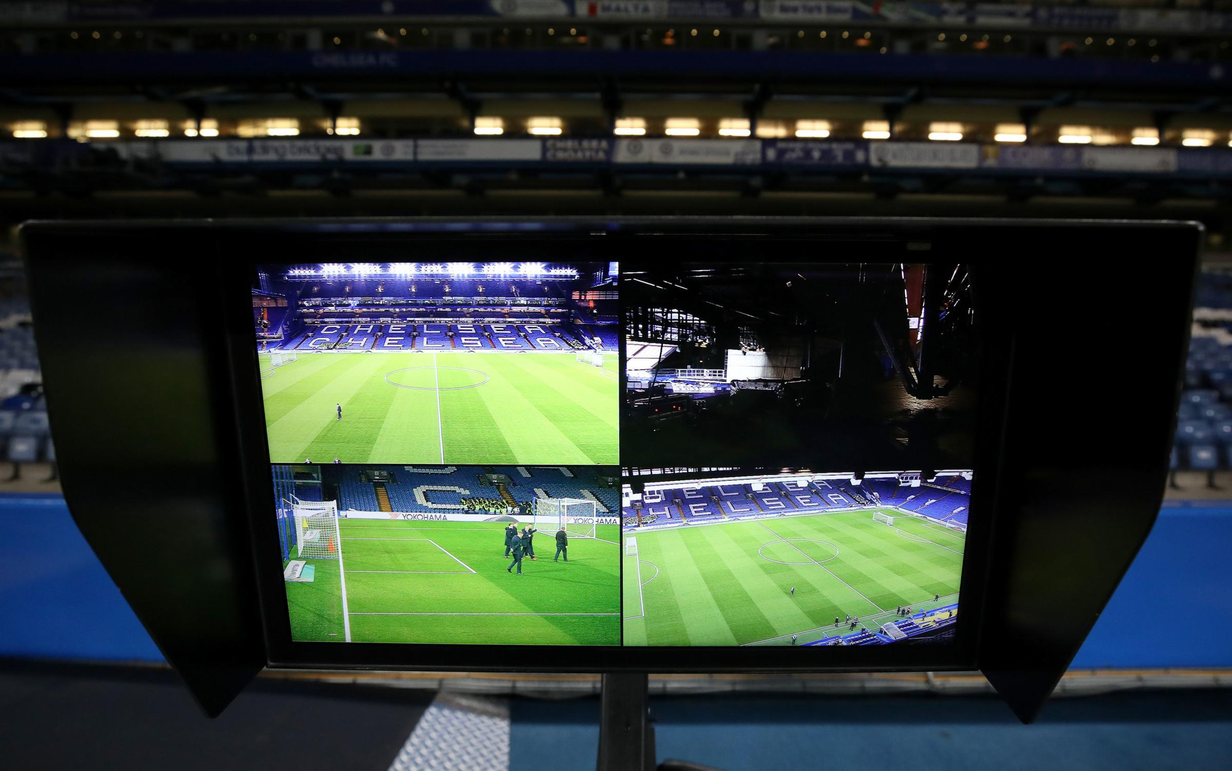VAR is set to be introduced next season. Picture: Nick Potts/PA Wire