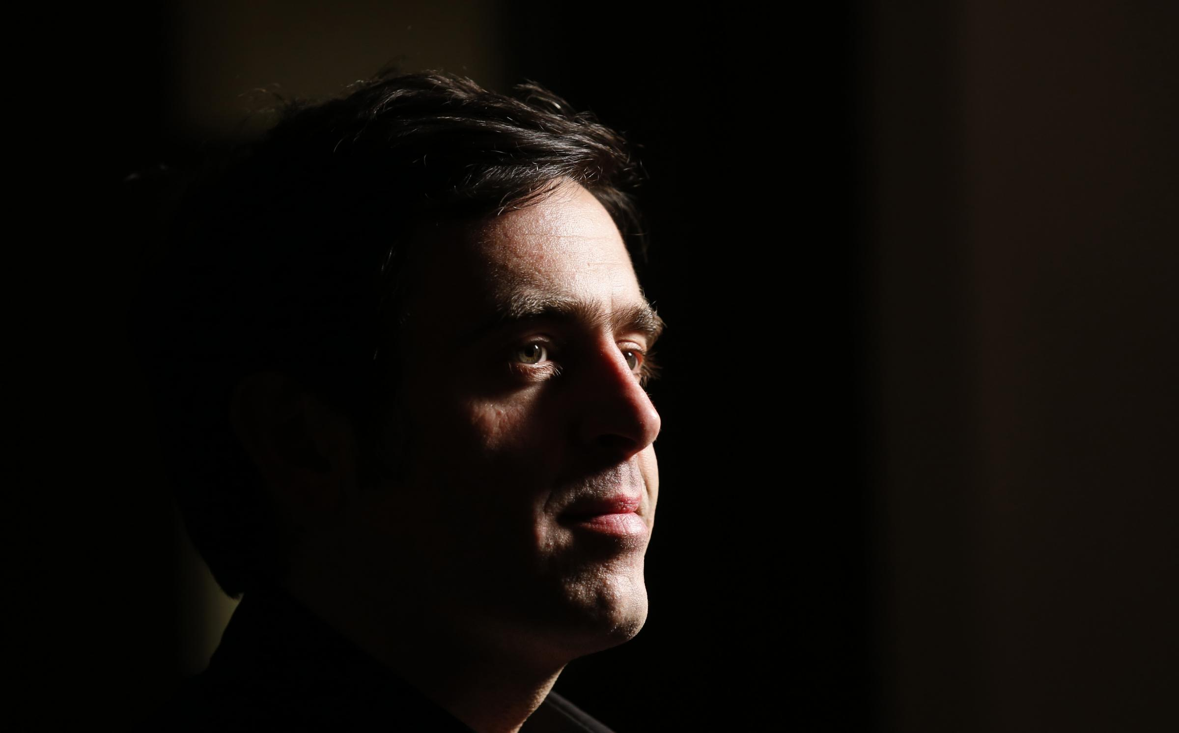 Ronnie O'Sullivan thumped Zhou Yuelong 6-0 today. Picture: Action Images