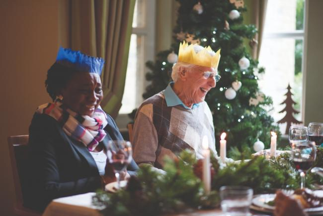 Harts House Bupa Care Home will throw open its doors to elderly people  this Christmas