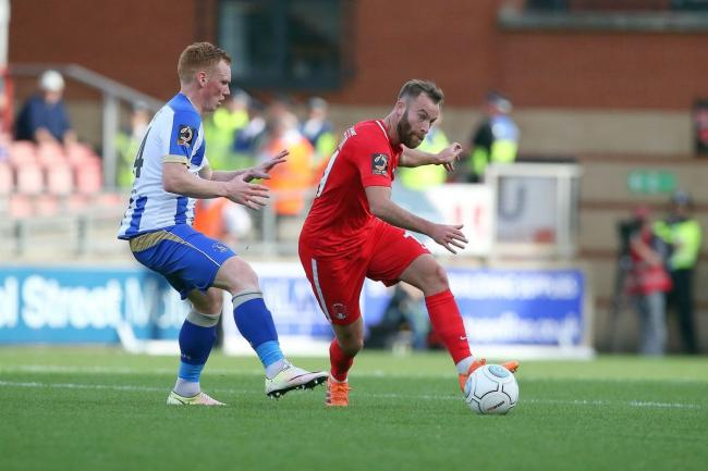 James Dayton has signed a new contract with Leyton Orient. Picture: Simon O'Connor