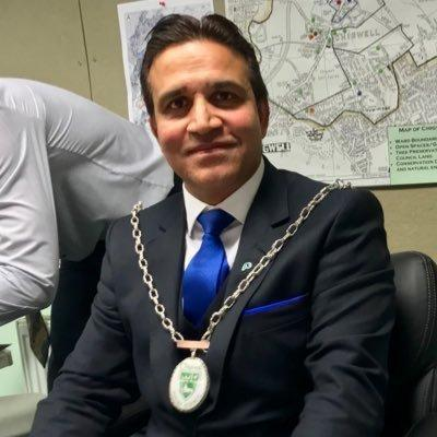 Chairman of Chigwell Parish Council Darshan Sunger